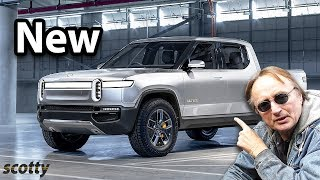 Download Here's Why the Rivian is the Future of Pickup Trucks Video