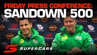 Download Friday Press Conference: Sandown 500 | Supercars Championship 2019 Video