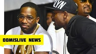 Download Adrien Broner Goes Off on Floyd Mayweather, After Floyd Mayweather's Criticism of Walmart Video Video