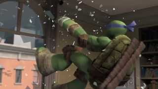 Download Teenage Mutant Ninja Turtles (2012 Series) Season 2 Finale Trailer Video