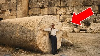 Download Ancient Rome Did NOT Build THIS Part 2 - World's LARGEST Stone Columns - Lost Technology - Baalbek Video