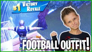 Download Footballer Takes 1st Place in Fortnite! Video