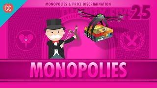Download Monopolies and Anti-Competitive Markets: Crash Course Economics #25 Video