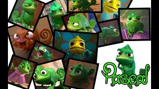 Download Tangled - Pascal's Best Moments Video