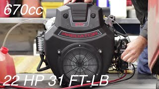 Download 22HP V-Twin on a $25 Go Kart Unboxing and Intro Video