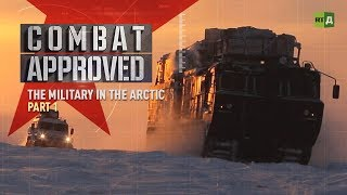Download The military in the Arctic: ATVs put to the frozen test in blizzards & ice - Part 1 Video