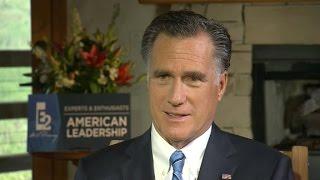 Download Mitt Romney full CNN interview (part 1) Video