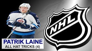 Download All 4 Hat Tricks by Patrik Laine Video