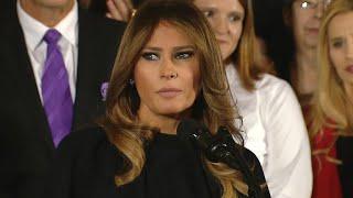 Download Melania Trump speaks about America's opioid epidemic Video