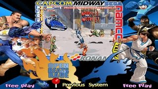 Download OpenBOR Games A to Z - Beat em' Up Fighting Games Video
