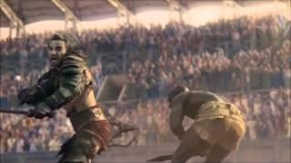 Download Spartacus oenomaus vs gannicus Video