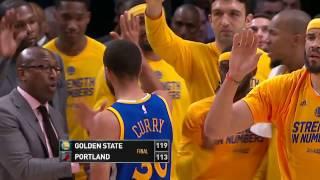 Download Golden State Warriors vs Portland Trail Blazers- April 22, 2017 Video