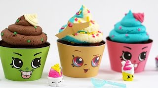 Download Shopkins Cupcakes! Queen Cupcake & Cupcake Chic | My Cupcake Addiction Video