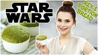 Download STAR WARS - REY'S PORTION BREAD - MUG CAKE RECIPE - NERDY NUMMIES Video