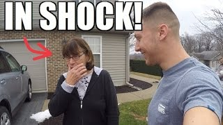 Download SURPRISING MY MOM WITH HER DREAM CAR FOR CHRISTMAS!!!... Here's Her Reaction!!! Video