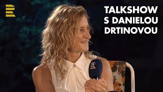 Download Daniela Drtinová (DVTV) v Talkshow Radia Wave Video