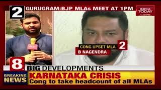 Download Karnataka Congress MLAs Summoned To Bengaluru On Friday For Headcount Video
