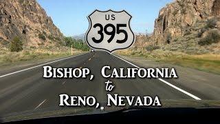Download Road Trip: Bishop, CA to Reno, NV via Hwy 395 Video