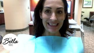Download Nikki goes to the dentist after a tooth mishap in the ring Video