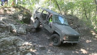 Download A Thank You To Jeep Cherokee Drivers & Sweet Wheeling Action! Video
