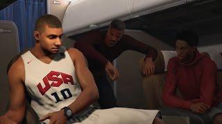 Download NBA 2K17 PS4 My Career - Atlanta Flu Game! Video