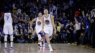 Download Klay Thompson's Every Made Basket in Record Breaking 37-Point Third Quarter Video