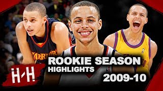 Download Stephen Curry SWEET Rookie Year Offense Highlights from 2009/2010 NBA Season! Future Champion! HD Video