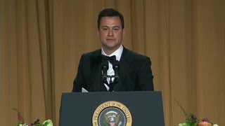 Download Jimmy Kimmel takes a stab at Gingrich, Fox News and others. Video