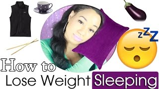 Download How to Lose Weight while you Sleep Video