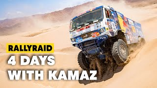 Download Dakar Trucks: 4 Days w/ The Kamaz Master Team In Kazakhstan Video