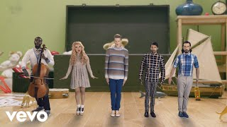Download Papaoutai – Pentatonix ft. Lindsey Stirling (Stromae Cover) Video