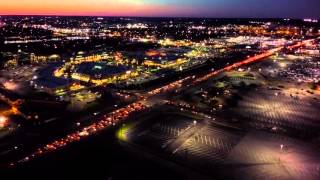 Download Tuscaloosa Traffic Time Lapse - Drone Video
