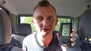 Download Zamknął się w samochodzie podczas upału na godzinę! Video