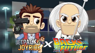 Download JETPACK JOYRIDE - BACK TO THE FUTURE EVENT UPDATE (Android) Video