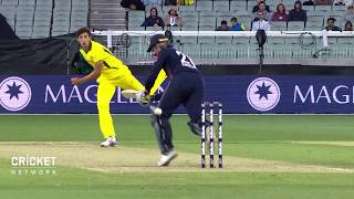 Download Australia v England, first ODI Video