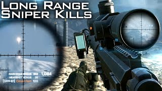 Download Battlefield 4: Long Range Sniping - 1415 meter Headshot Video