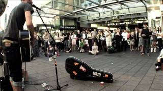 Download Passenger | The Sound of Silence | Busking @ Rundle Mall Video