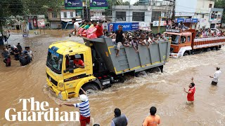 Download 'Please pray for us': Kerala experiences worst monsoon in nearly a century Video