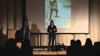 Download Climbing beyond our limits | Lori Schneider | TEDxRushU Video