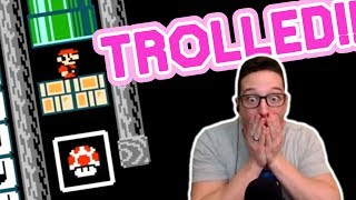 Download You Will NEVER See This TROLL Coming In This Mario Maker Level!!! Video
