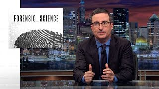 Download Forensic Science: Last Week Tonight with John Oliver (HBO) Video