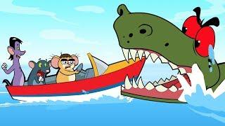 Download Rat-A-Tat  'Giant Crocodile Attack Animal World Full Episodesᴴᴰ'  Chotoonz Kids Funny Cartoon Videos Video