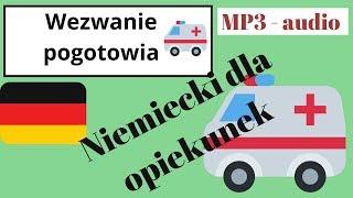 Download Niemiecki dla opiekunek - wezwanie pogotowia - język niemiecki - gerlic.pl Video