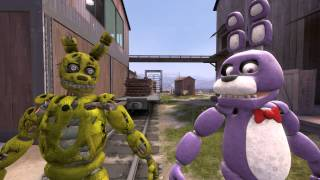 Download sfm fnaf spring trap and bonnie and drawkill Video