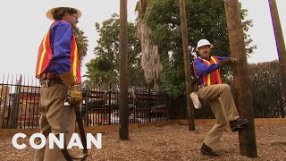 Download Conan The Cable Installer 11/25/10 - CONAN on TBS Video