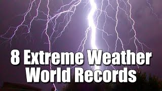 Download 8 Extreme Weather Records from around the World Video