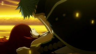 Download Fairy Tail: Erza and Jellal kiss English Dubbed Video