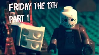 Download Lego Friday the 13th Video