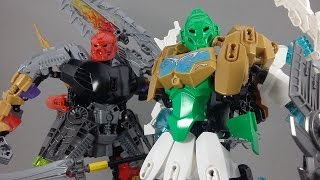 Download BIONICLE How To: 2015 Toa Kaita DECONSTRUCTED! Video