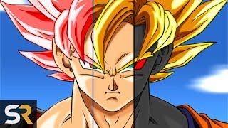 Download Dragon Ball Z: 10 Times Goku Become A Super Villain Video